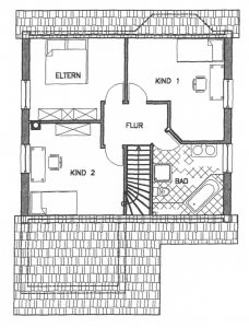 Grundriss Einfamilienhaus 12-128
