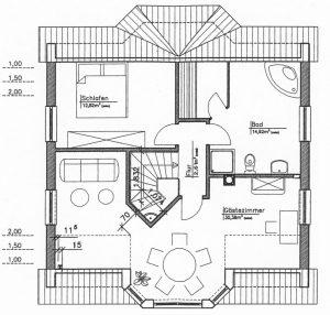 Grundriss Einfamilienhaus 15-131